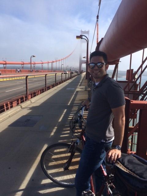 Kostya SF Bike ride